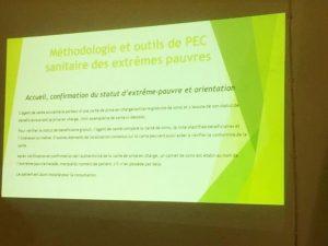 Presentation du module de PEC  Indigents a Dabola